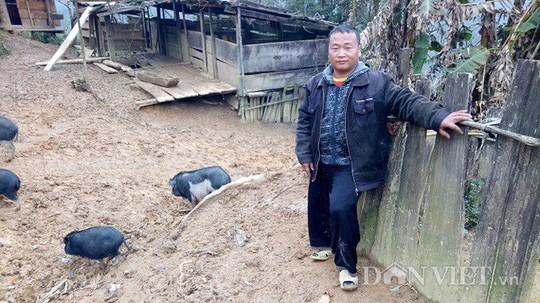 Ngôi làng 100% hộ nghèo nhưng nhà nào cũng làm bằng gỗ quý pơmu - Ảnh 9.