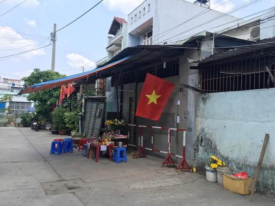 Bất ngờ biểu hiện của nghi phạm trước vụ thảm sát ở quận Bình Tân - Ảnh 2.