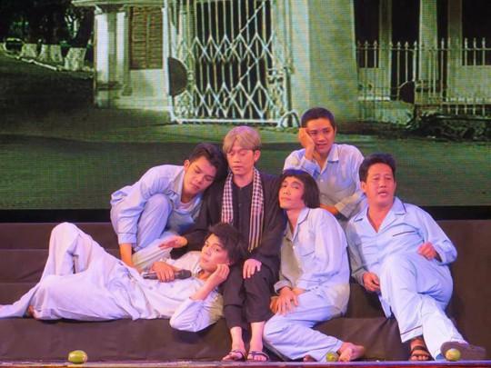 Diễn viên Lê Nam bị tai biến, cần giúp đỡ - Ảnh 2.