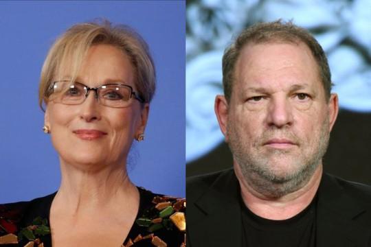 Ông trùm Harvey Weinstein xin lỗi Meryl Streep, Jennifer Lawrence - Ảnh 1.
