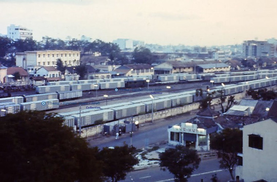 Ảnh cực hiếm nhà ga Sài Gòn xưa - Ảnh 10.