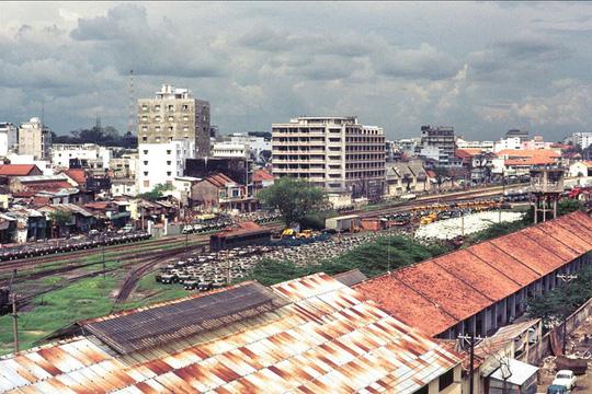 Ảnh cực hiếm nhà ga Sài Gòn xưa - Ảnh 11.