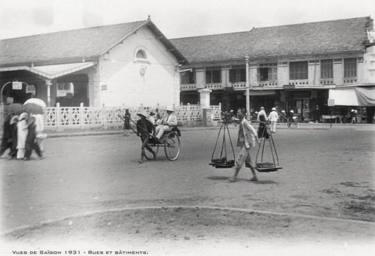 Ảnh cực hiếm nhà ga Sài Gòn xưa - Ảnh 3.