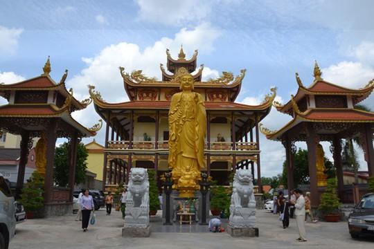 Hướng dẫn di chuyển về 10 ngôi chùa ở miền Tây cầu an đầu năm - Ảnh 2.