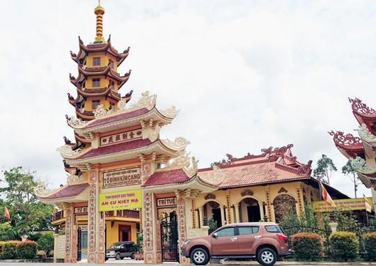 Hướng dẫn di chuyển về 10 ngôi chùa ở miền Tây cầu an đầu năm - Ảnh 3.