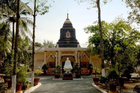 Hướng dẫn di chuyển về 10 ngôi chùa ở miền Tây cầu an đầu năm - Ảnh 9.