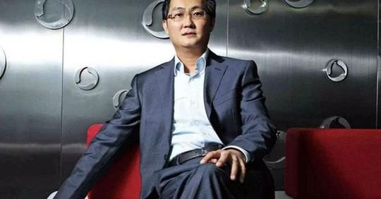 Chân dung Mã Hoá Đằng - tỷ phú vừa soán ngôi Jack Ma - Ảnh 1.