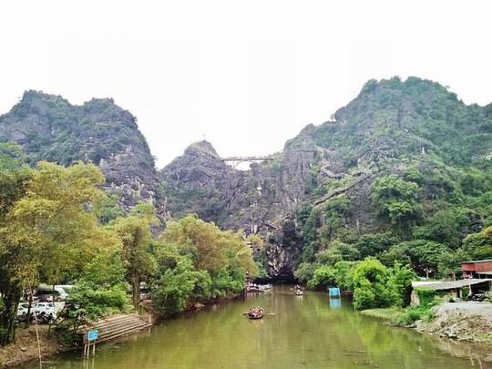 Tràng An cổ - tiểu Vạn lý Trường thành thứ hai ở Ninh Bình - Ảnh 1.