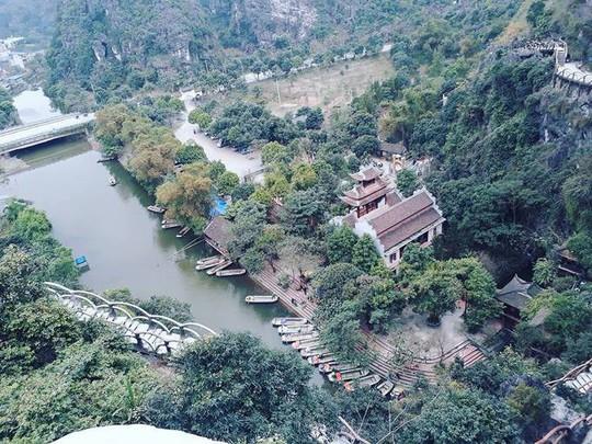 Tràng An cổ - tiểu Vạn lý Trường thành thứ hai ở Ninh Bình - Ảnh 5.