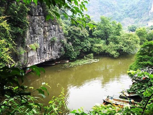 Tràng An cổ - tiểu Vạn lý Trường thành thứ hai ở Ninh Bình - Ảnh 6.