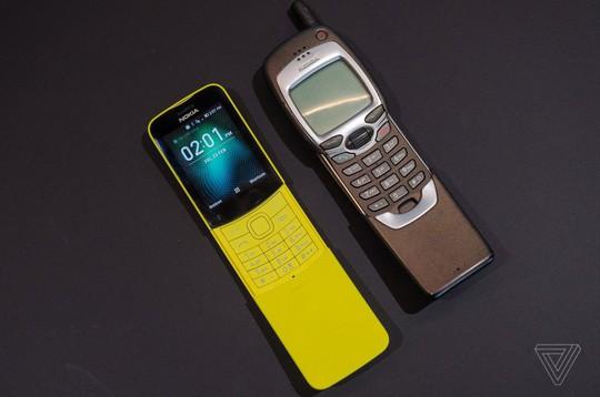 Nokia 8110 quả chuối hồi sinh - Ảnh 1.
