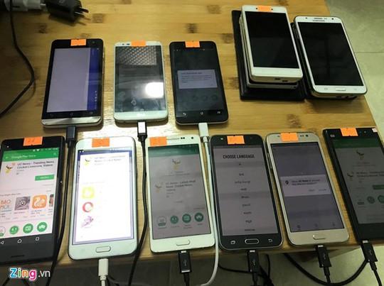 Nghề thăng hạng ứng dụng smartphone kiếm ngàn USD/tháng ở VN - Ảnh 1.