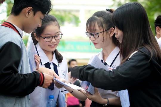Thi THPT quốc gia 2018: Nên chọn mấy bài thi? - Ảnh 1.