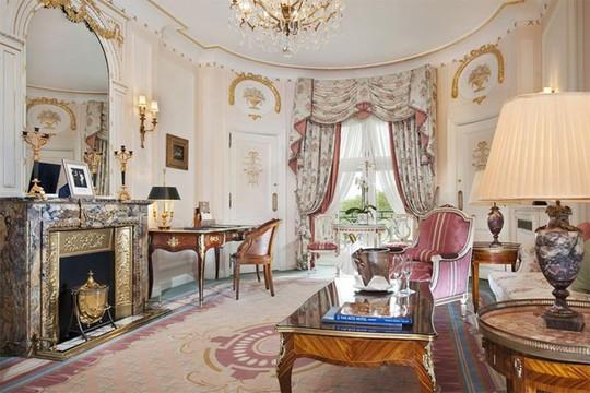 10 khách sạn sang trọng nhất thế giới của giới siêu giàu - Ảnh 10.