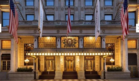 10 khách sạn sang trọng nhất thế giới của giới siêu giàu - Ảnh 7.