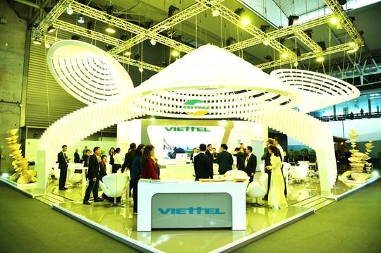 Viettel đưa các giải pháp công nghệ 4.0 đến MWC 2018 - Ảnh 1.