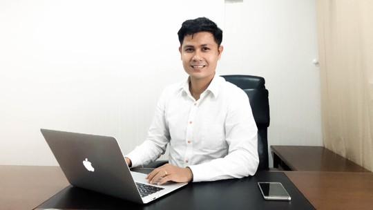 Gặp gỡ chuyên gia tư vấn tài chính Nguyễn Mạnh Dũng - Ảnh 1.