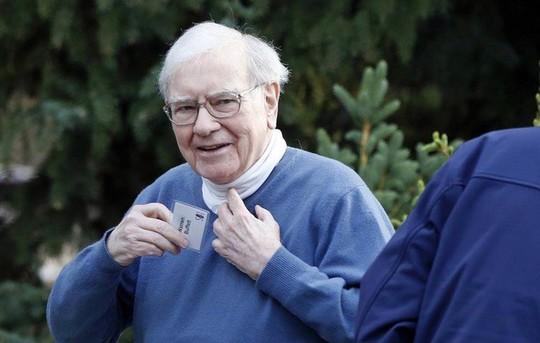 Warren Buffett cần bao nhiêu tiền để hạnh phúc? - Ảnh 1.