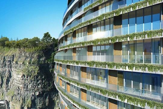 Tuyệt tác khách sạn 5 sao nằm sâu trong lòng đất 100m - Ảnh 6.