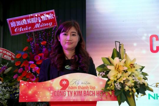 Công ty in Kim Bách Hợp kỷ niệm 9 năm thành lập - Ảnh 1.