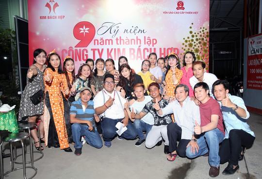 Công ty in Kim Bách Hợp kỷ niệm 9 năm thành lập - Ảnh 2.