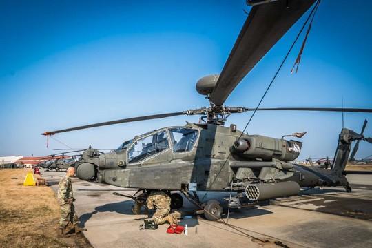 """""""Đột nhập"""" nơi lính Mỹ sẵn sàng tấn công Triều Tiên ngay lập tức - Ảnh 6."""