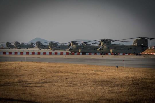 """""""Đột nhập"""" nơi lính Mỹ sẵn sàng tấn công Triều Tiên ngay lập tức - Ảnh 1."""