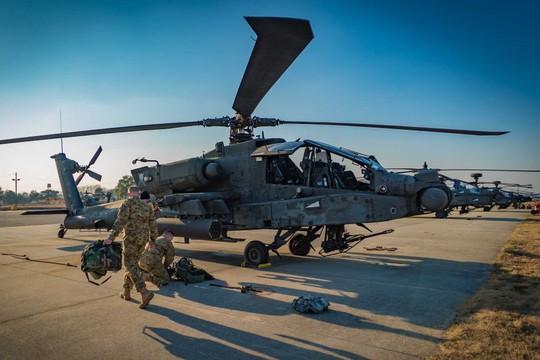 """""""Đột nhập"""" nơi lính Mỹ sẵn sàng tấn công Triều Tiên ngay lập tức - Ảnh 4."""