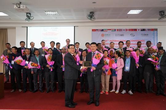 Hội thảo quốc tế về ứng dụng công nghệ thông tin và quản lý - Ảnh 2.