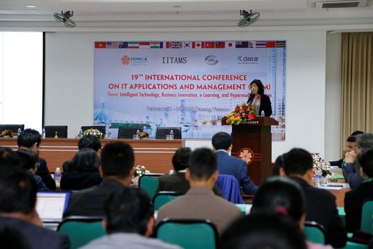 Hội thảo quốc tế về ứng dụng công nghệ thông tin và quản lý - Ảnh 3.