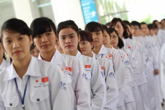 Lập dữ liệu lao động Việt Nam làm việc ở nước ngoài - Ảnh 1.