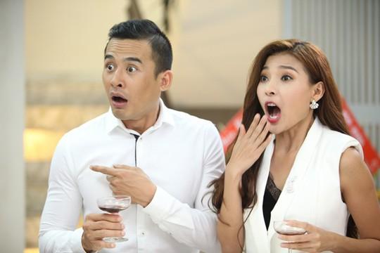 Lương Thế Thành không dám chê Thúy Diễm nấu ăn dở - Ảnh 3.