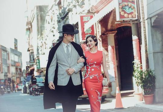 Hoa hậu Hồng Tươi xinh đẹp bên Nam vương Nguyễn Hải Quân - Ảnh 8.