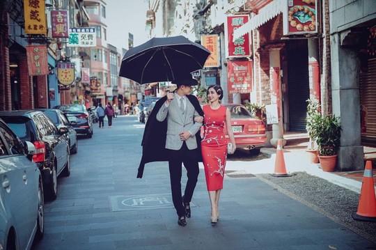 Hoa hậu Hồng Tươi xinh đẹp bên Nam vương Nguyễn Hải Quân - Ảnh 6.