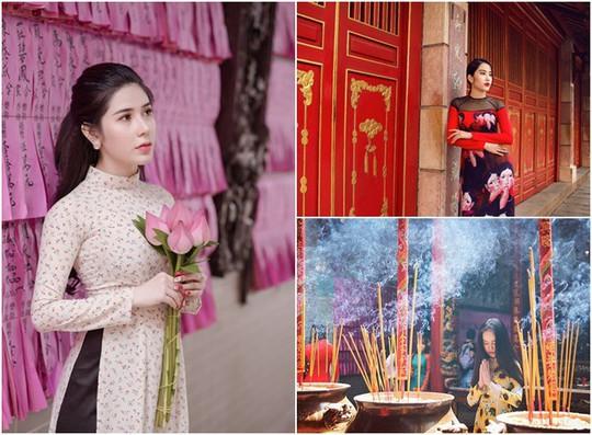 4 ngôi chùa đẹp thích hợp chụp ảnh cổ trang Tết ở Sài Gòn - Ảnh 1.