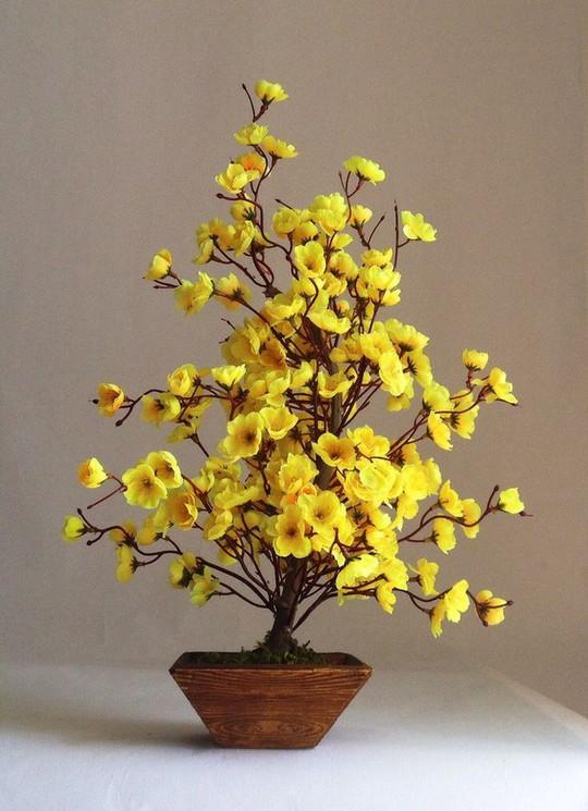 15 chậu bonsai mini siêu đẹp trang trí nhà dịp Tết  - Ảnh 4.