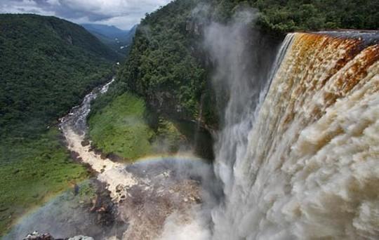 10 thác nước kì vĩ nhất thế giới - Ảnh 6.