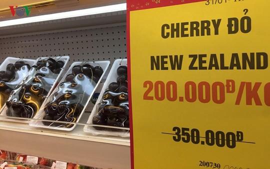 Loạn giá cherry nhập ngoại ngày cận Tết - Ảnh 9.
