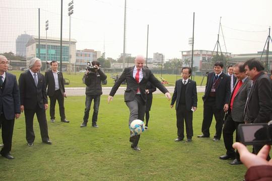 Từ kỳ tích U23, Chủ tịch FIFA nói về cơ hội World Cup của Việt Nam - Ảnh 3.