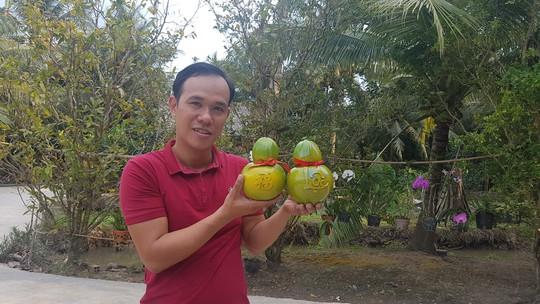 Nâng niu đặc sản Tết: Nâng cấp trái cây miệt vườn - Ảnh 2.