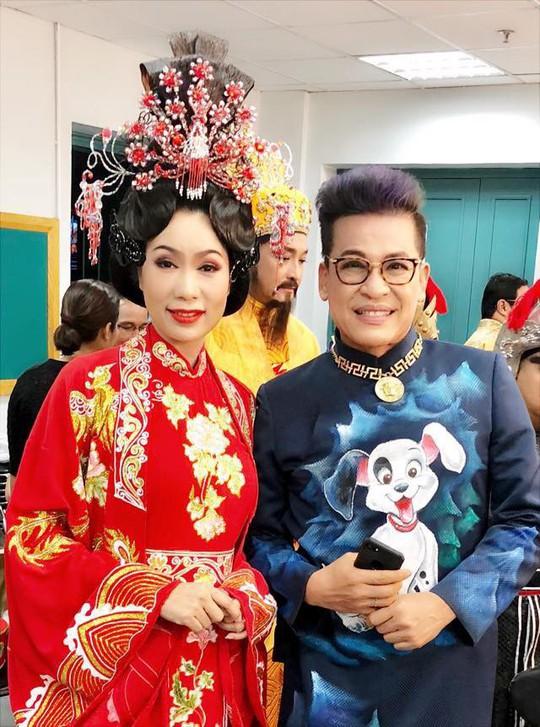 NSƯT Trọng Phúc sợ vai Ngọc Hoàng phát bệnh - Ảnh 6.