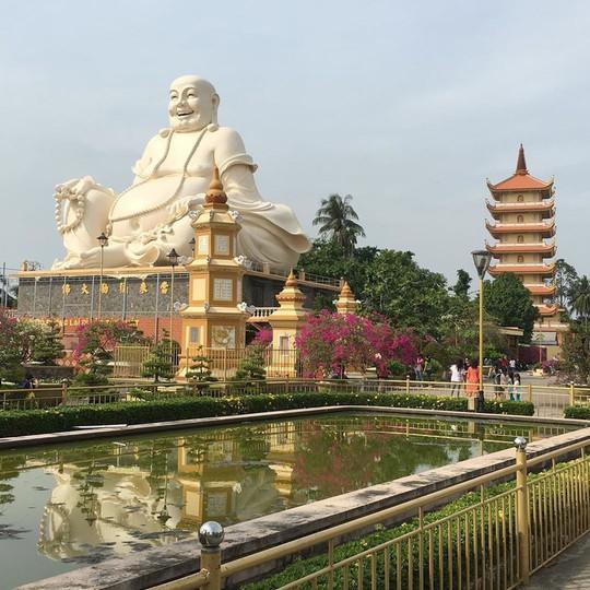 Lịch trình lênh đênh suốt 2 ngày Tết ở vùng sông nước Tiền Giang - Ảnh 16.