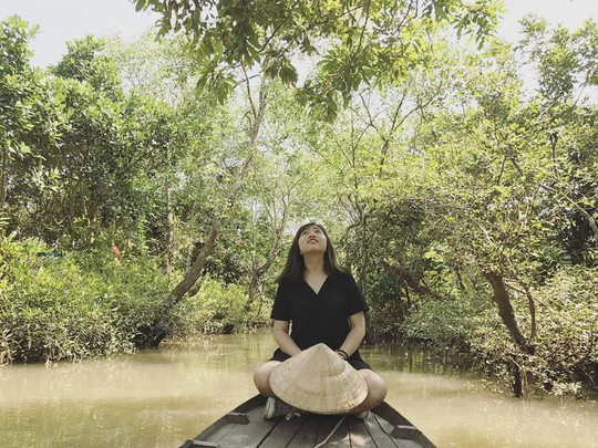 Lịch trình lênh đênh suốt 2 ngày Tết ở vùng sông nước Tiền Giang - Ảnh 23.