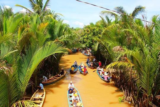 Lịch trình lênh đênh suốt 2 ngày Tết ở vùng sông nước Tiền Giang - Ảnh 25.