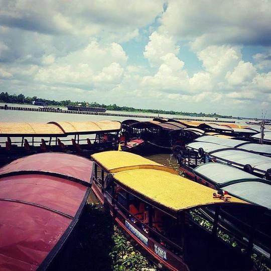 Lịch trình lênh đênh suốt 2 ngày Tết ở vùng sông nước Tiền Giang - Ảnh 4.