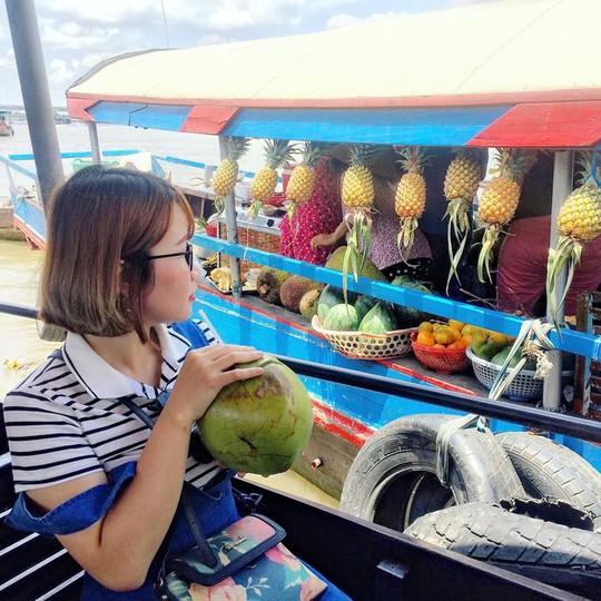 Lịch trình lênh đênh suốt 2 ngày Tết ở vùng sông nước Tiền Giang - Ảnh 5.