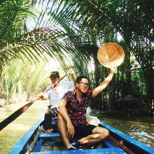 Lịch trình lênh đênh suốt 2 ngày Tết ở vùng sông nước Tiền Giang - Ảnh 9.