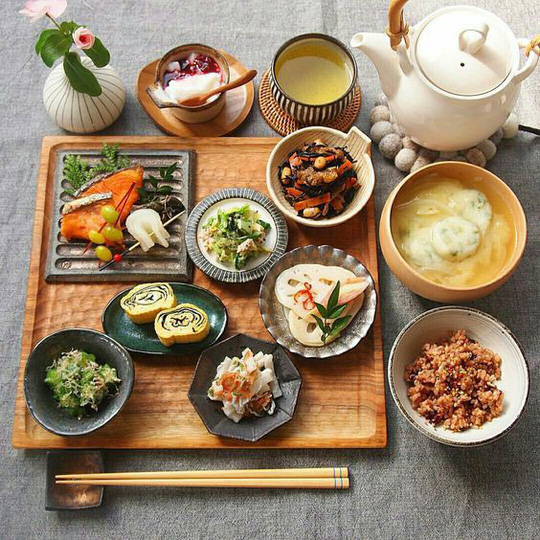 """Học ngay 6 quy tắc """"ẩm thực vàng"""" của người Nhật để sống thọ - Ảnh 6."""