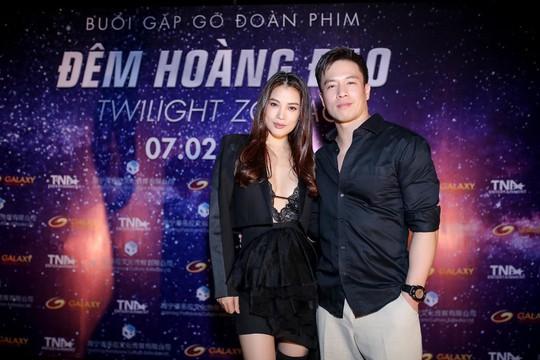 Trương Ngọc Ánh sexy ra mắt phim mới - Ảnh 5.