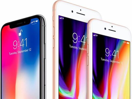 9 lý do nên mua iPhone 8 hoặc 8 Plus thay vì iPhone X - Ảnh 1.
